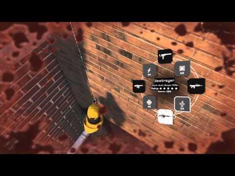 WATCH_DOGS™ other lil wall glitch