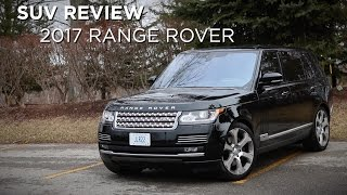 SUV Review | 2017 Range Rover | Driving.ca