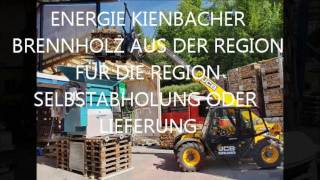 """""""ENERGIE KIENBACHER"""" Brennholzproduktion im bayrischen Oberland 07-2017"""