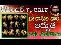 download Rasi Phalalu 7th November 2017   Daily telugu Astrology   Online Jathakam   Astro Syndicate