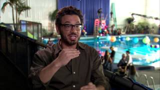 "About a Boy: Al Madrigal ""Andy"" On Set TV Interview"