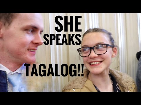 Download Lagu Foreigners speak Tagalog MP3 Free