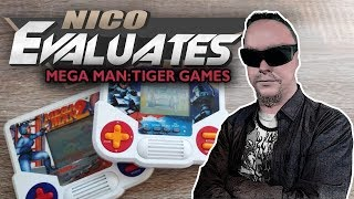 Nico Evaluates - Mega Man: Tiger Games