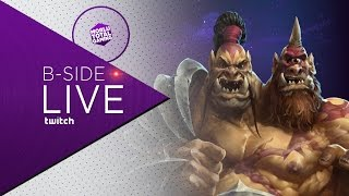 B-SIDE! HEROES OF THE STORM (CHO