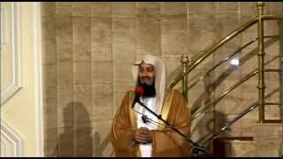 Video: Jacob and Joseph - Mufti Menk 1/3