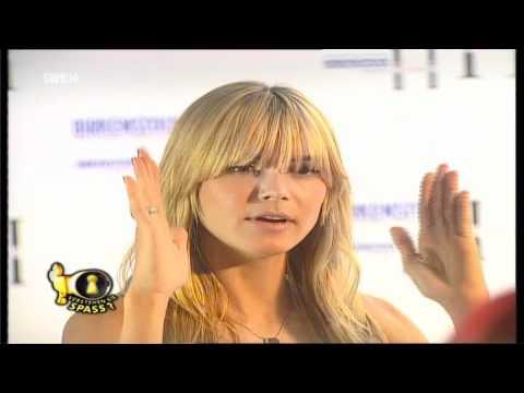Das chaotische Interview mit Heidi Klum | Verstehen Sie Spaß?