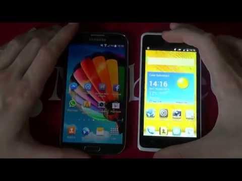 Huawei Ascend Y530 VS Samsung Galaxy S4 - MobileOS.it