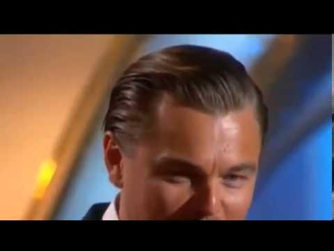Leonardo DiCaprio wins Golden Globe Awards 20141 | HD
