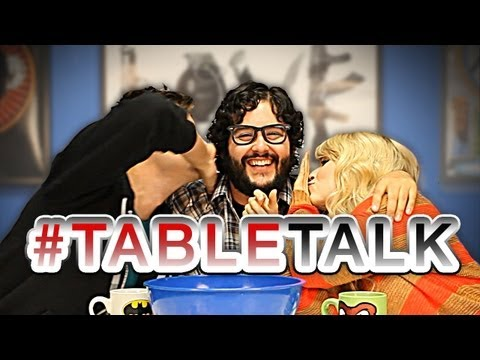 Table Talk: Gone Wild. Just Saying.