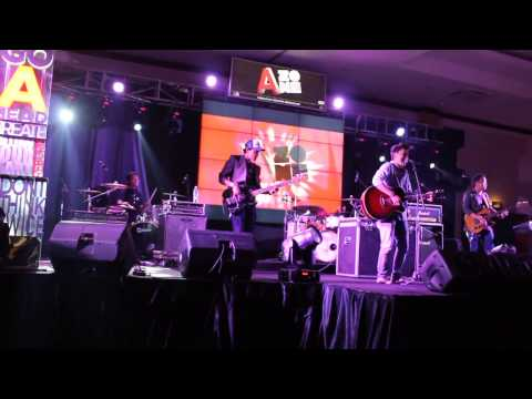 AURORA - Pandangan Pertama (Ran Cover) at Raisa Opening Cilegon