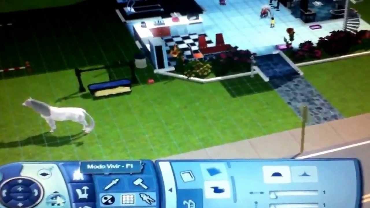 Como hacer una piscina redonda en los sims 3 bien for Como armar una piscina redonda