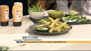 Recipe: Tempura Green Beans (WW)