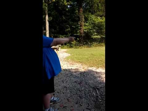 S&W Sigma .40 and S&W M&P 40 Pro Series with 5
