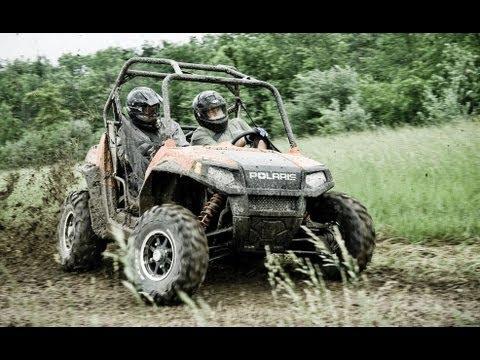 John Deere Gator vs. Polaris Ranger, Tomcar TM5, Yamaha Rhino - ATV Comparo - CAR and DRIVER