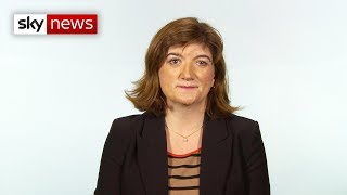 Nicky Morgan: We should be concerned about Russian interference