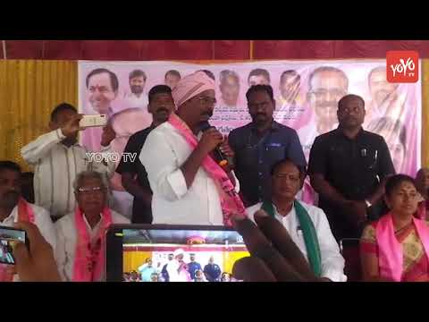 TRS MP Boora Narsaiah Goud Election Campaign In Yadagirigutta | Telangana News | CM KCR | YOYO TV
