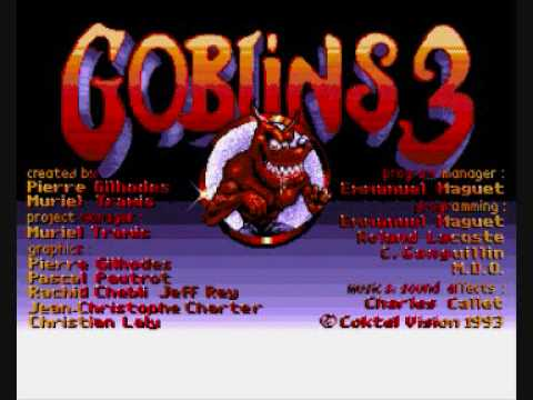 Goblins 3 Soundtrack: Goblin Spirit