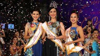Hoa khôi và Á khôi Sinh viên VN bật mí chuyện hậu trường cuộc thi