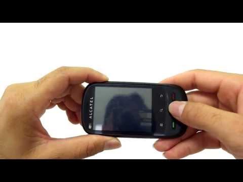 Hard Reset Alcatel One Touch 890D   Como Formatar. Desbloquear. Travado