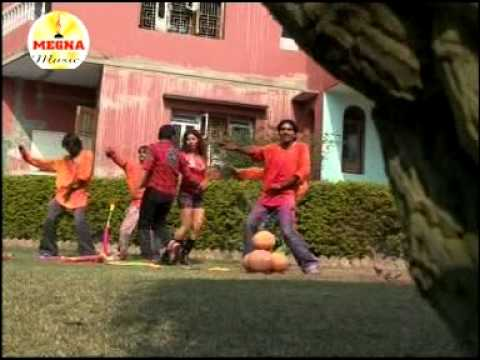 Holi Me Choli Khol-bhojpuri Sexy Hot Holi Dance Video New Song Of 2012 By Anand Albela video