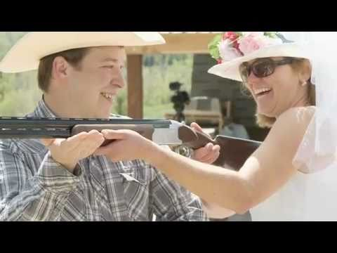 Jackson Hole Summer Activity - Clay Shooting is a fun thing to do in Jackson Hole