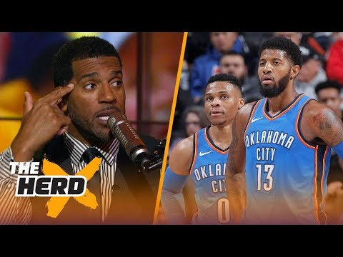 Jim Jackson on Westbrook's OKC legacy, Ben Simmons as the new LeBron and PG13 to 76ers | THE HERD