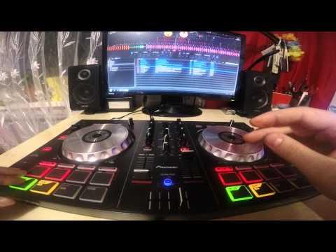 Tech House mix with Pioneer DDJ-SB