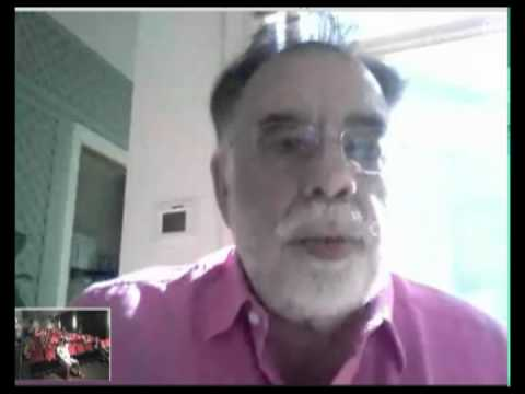 Circle Cinema Skypes with Francis Ford Coppola