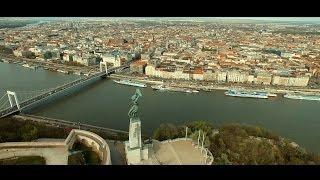 Short Film of Budapest - Hungary... DJI Inspire 1