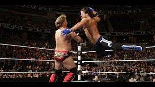 AJ style vs Big Show wwe  mondy night 2017