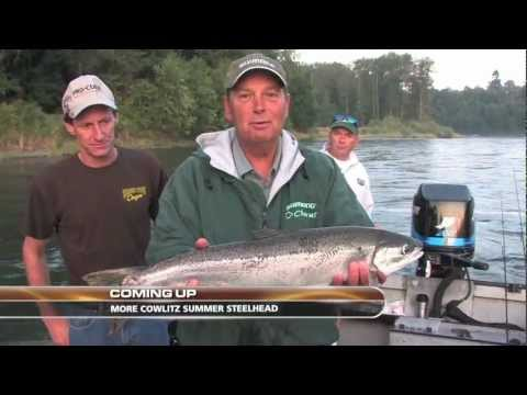 Cowlitz River Summer Steelhead