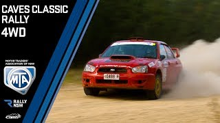 4WD Rally Cars - Caves Classic Rally 2019