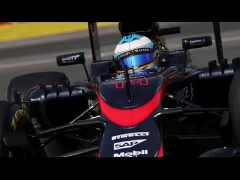 F1 2015 Canadian GP - Fernando Alonso Radio Message: I don't want to save fuel