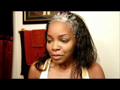 HOW I: RELAX FOR A SEW IN OR UPART