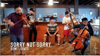 Download Lagu SORRY NOT SORRY | Demi Lovato || JHMJams Cover No.152 Gratis STAFABAND