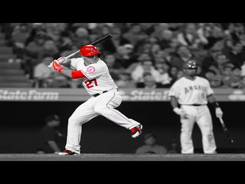 Mike Trout 2014 MVP Highlights