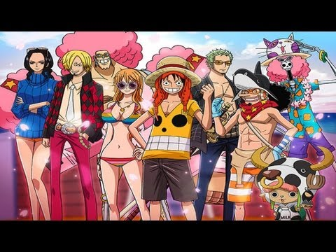 Re: Fuck Avril Lavigne, Fuck Chris Brown, Eiichiro Oda Sold Out - One Piece Film Z (2012) video