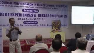 Homoeopathy In Rheumatological Disorders Part-II  by Dr Mansoor Ali
