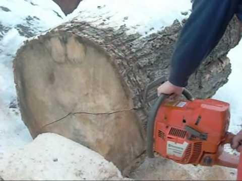 Husqvarna 395 XP Ported Chainsaw