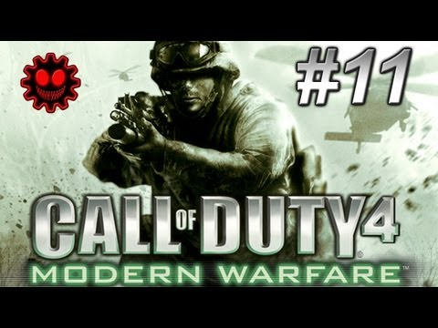 Call of Duty 4: Modern Warfare #11 [Жара]