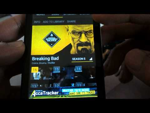 Showbox app for Android - Watch Movies/Tv shows