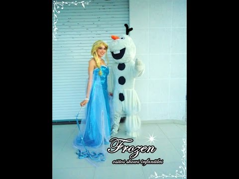 SHOWS INFANTILES OSITOS. Frozen