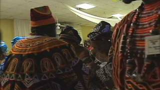 "Cameroon Dance, MECUDA - USA 2009 Convention Highlights - ""JUJU"" goes crazy"