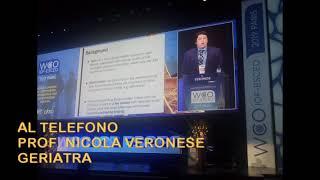 ORE 17 LIVE Intervista  a NICOLA VERONESE GERIATRA