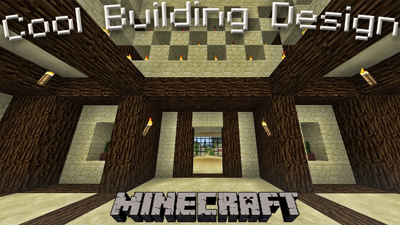 Cool Buildings Minecraft Minecraft How to Build Cool