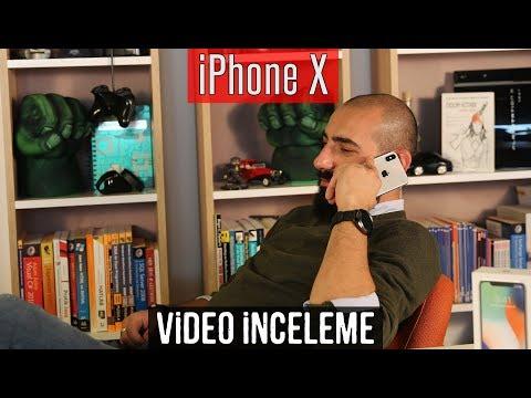 iPhoneX İncelemesi - Akıllı Telefon