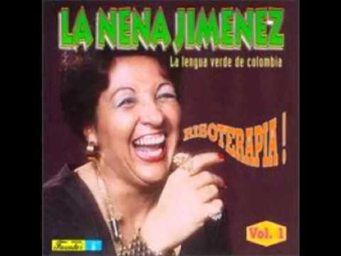 la nena Jimenez 4  version verde nueva pa cagarse de la risa