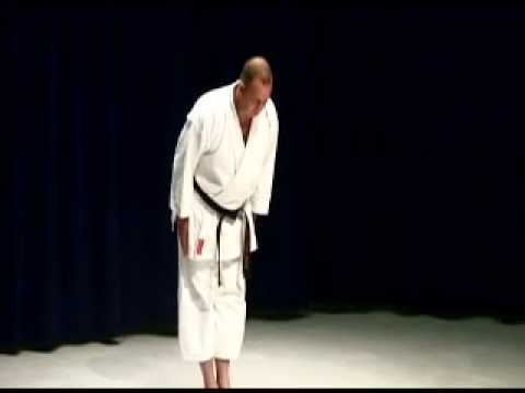 Tekki Shodan Shotokan Karate Kata video