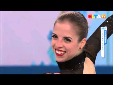 Carolina Kostner - Sochi Winter Olympics (FS)