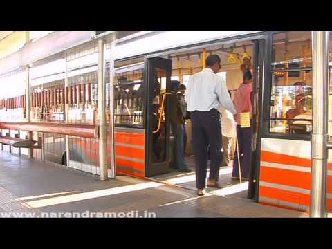 A film on Ahmedabad's Janmarg BRTS